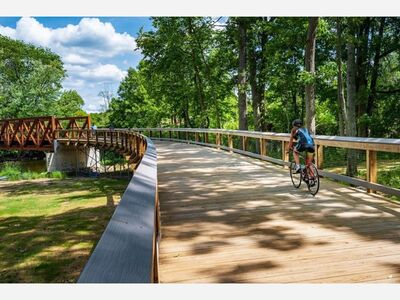 Crowdfunding Campaign Launched for the 'Border to Border Trail – Chelsea Connection'
