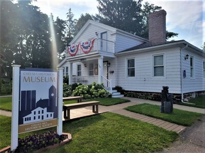 Founder's Room Opening at the Chelsea Area Historical Society