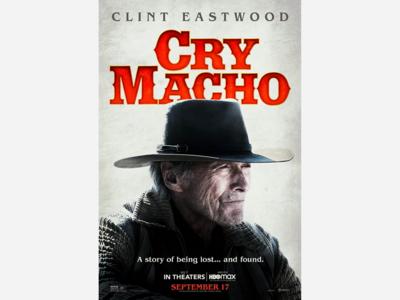 Watching Movies: Cry Macho