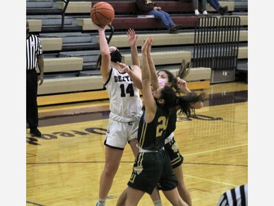 Dexter Girls Rout Notre Dame for Second Straight Win