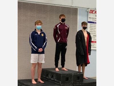 Young Chelsea Swim and Dive Team Has Good Showing at White Finals