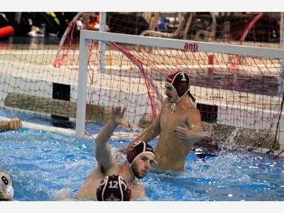 Dexter Water Polo Routs Huron
