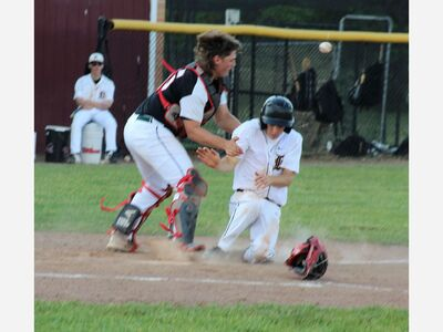 Dexter Baseball Comes Up Short in District Finals