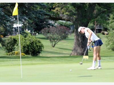 Saline Golfers 13th at North Farmington Invitational