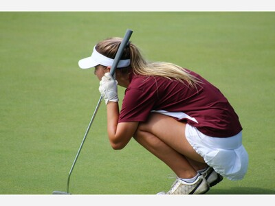 Dexter Girls' Golf Finishes Fifth at SEC Red Finals