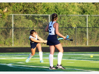 Chelsea and Dexter Field Hockey Battle to Draw