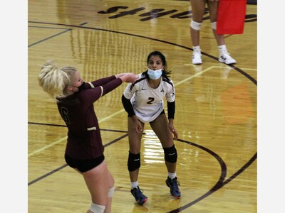 Dexter Volleyball Moves to 2-0 in SEC Red