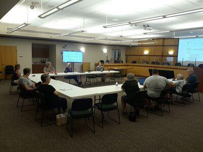Saline Health Comittee Meetings Gain Attendance