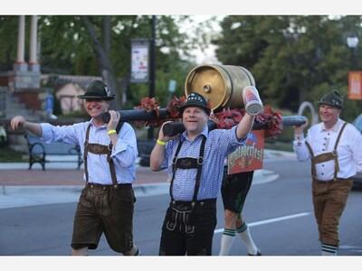 Saline Oktoberfest To Return This Weekend