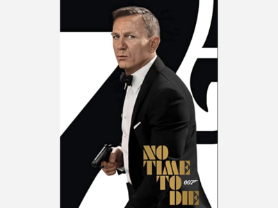 No Time To Die. A Review