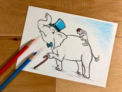 How to Draw Wacky Animals!