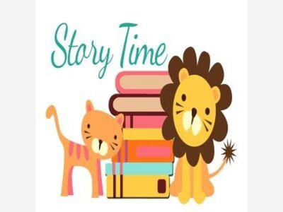 Summer Virtual Story Times